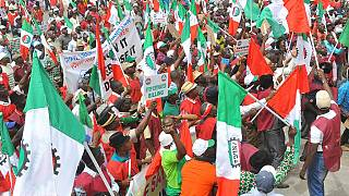 Nigerian trade unions threaten to resume strike over minimum wage