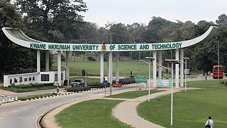 Police, military deployed as Ghana varsity students riot