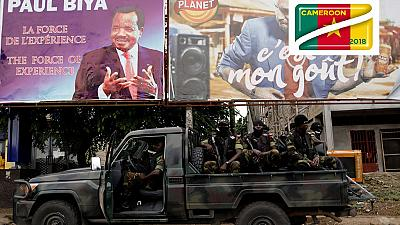 U.S. congratulates Cameroonians, calls for peace in Anglophone zones