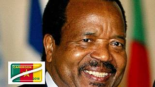 Cameroon president-elect thanks voters, calls for unity