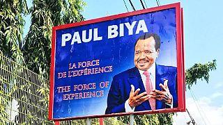 Présidentielle au Cameroun : la victoire de Biya au menu de la presse