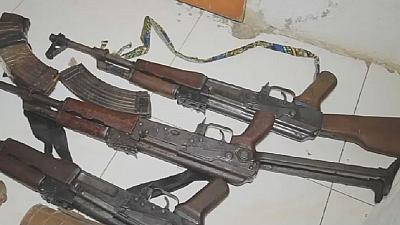 Comores : reprise des armes par les forces de l'ordre