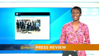 Press Review of October 23, 2018 [The Morning Call]