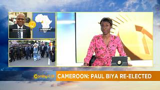 Cameroon: Paul Biya re-elected [The Morning Call]