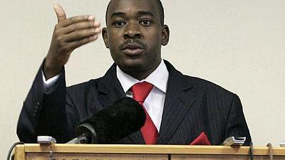"""Zimbabwe : l'opposition appelle au """"dialogue"""" pour mettre fin à la crise"""