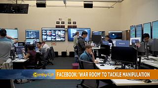 Facebook: 'War Room ' to tackle manipulation [Sci tech]
