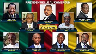 Présidentielle - Cameroun : timide réaction des opposants de Paul Biya