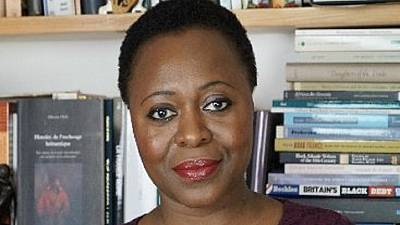 UK's first black female history prof, Olivette Otele, has Cameroon origins