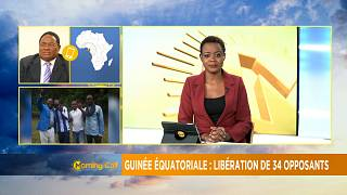 Guinée équatoriale : 34 opposants grâciés [The MorningCall]