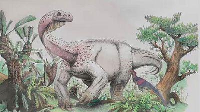 Le nouveau paradis des chasseurs de dinosaures