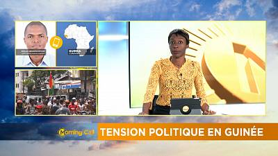 Opposition protests flare in Guinea [The Morning Call]