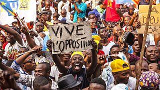 RDC : l'opposition dans les rues de Kinshasa ce vendredi