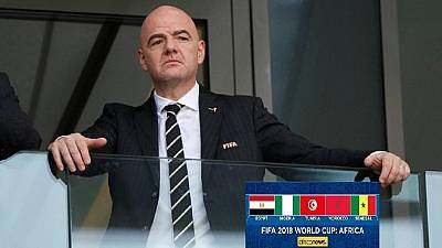 FIFA boss to ask for vote on new soccer tournaments despite opposition
