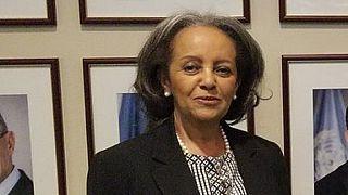 Ethiopia's first female president: A glittering local, global career