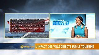 Tourism impact of direct flights