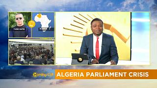 Algerian lawmakers elect new speaker [The Morning Call]