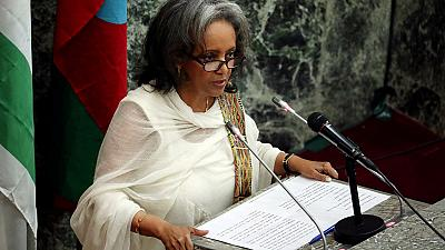 Highlights from inaugural speech of Ethiopia's historic female president