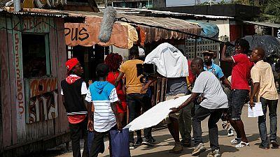 """""""Invisibles"""", première série dramatique produite en Côte d'Ivoire"""