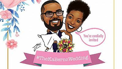 #TheKaBernzWedding: Ugandan 'couple' wed to raise university tuition
