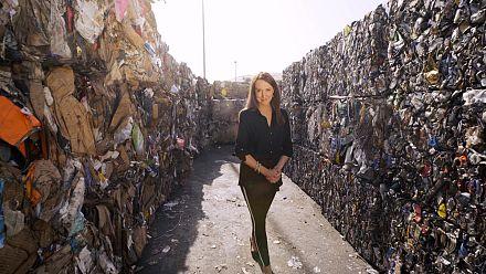 Les Emirats face au défi du recyclage