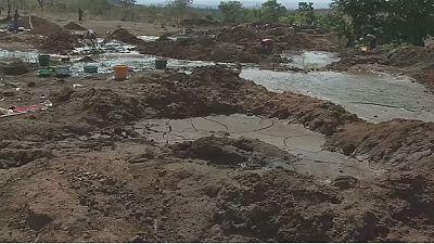 La fièvre de l'or enflamme les campagnes du Malawi