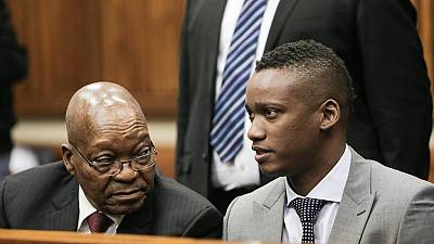 Afrique du Sud : le procès du fils de Jacob Zuma pour homicide involontaire prévu pour mars