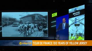 Tour de France: 100 years of Yellow Jersey [The Morning Call]