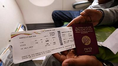 Ethiopia's visa-on-arrival for all Africans starts November 9