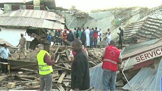 Kenya : deux morts dans l'effondrement d'un immeuble à Malindi