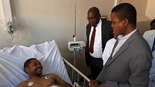 Zambia undertakes first kidney transplant surgery, prez elated