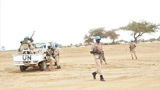 Mali : la force de l'ONU visée par deux attaques en une journée
