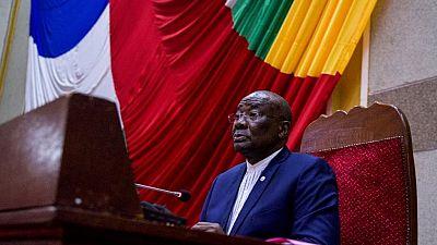 Centrafrique : Meckassoua appelle au calme après sa destitution de la présidence de l'Assemblée nationale