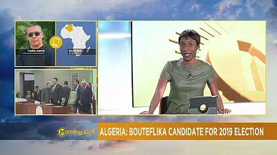 Algeria's Abdelaziz Bouteflika to seek fifth term [The Morning Call]