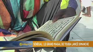 Malgré le virus de la dengue le Sénégal commémore le Grand Magal de Touba [The Morning Call]