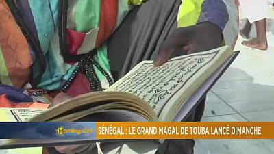 Malgré le virus de la dengue le Sénégal commémore le Grand Magal de Touba [The Morning Call]