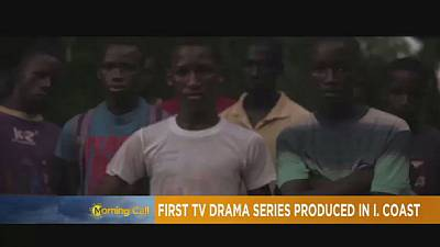 'Invisible' TV drama series hits the screens in Ivory Coast [The Morning Call]