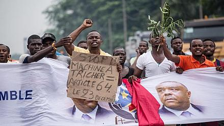 Opposition in the DRC protests against the electoral process [No Comment]
