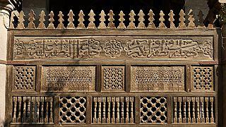 Egypt renovates 14th century mosque