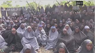 Chibok girls 'held' in Northern Cameroon
