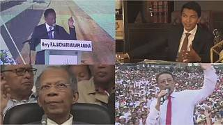 Madagascar: 36 candidates, 4 ex-presidents