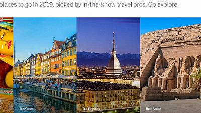Here's Africa's top travel destinations for 2019: Lonely Planet