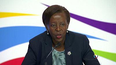 Rwanda to champion French language: Mushikiwabo