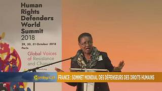 Human rights defenders summit holds in Paris [The Morning Call]