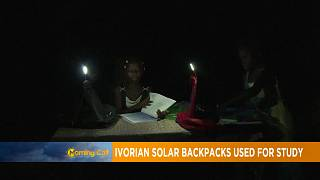 Ivorian solar backpacks used for study [The Morning Call]