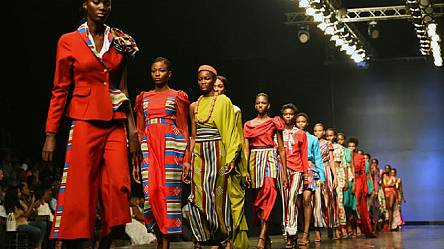Designers showcase fashion designs in Lagos [No Comment]
