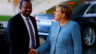 Ethiopian Premier embarks on European tour