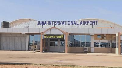 South Sudan: New terminal at Juba Airport
