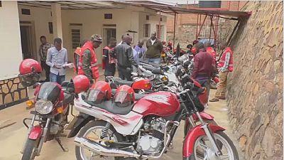 Rwanda: des motos électriques pour réduire la pollution athmosphérique