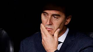 Real Madrid sacks coach Julien Lopetegui