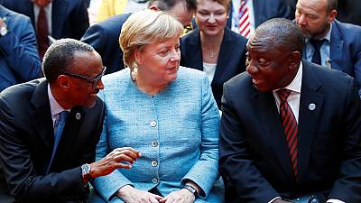 Merkel pledges new investment fund to develop new markets in Africa